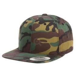 Snapback-keps, Camouflage Yupoong